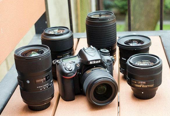 type of lens