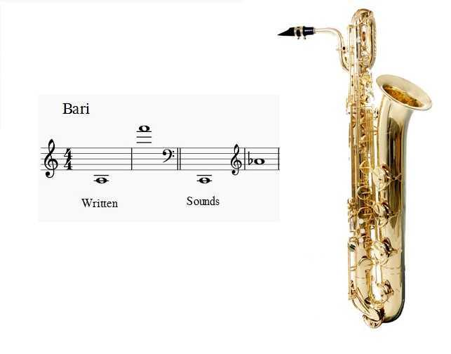 بارتینو ساکسیفون saxophone
