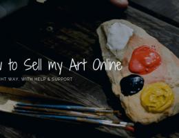 راه فروش هنر به صورت انلاین