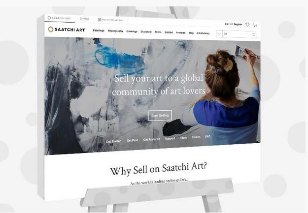 art gallery online گالری هنری آنلاین