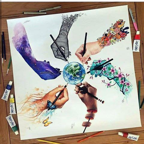 روز جهانی هنرمند-روز هنرمند-artist day-arthoud-آرت هود