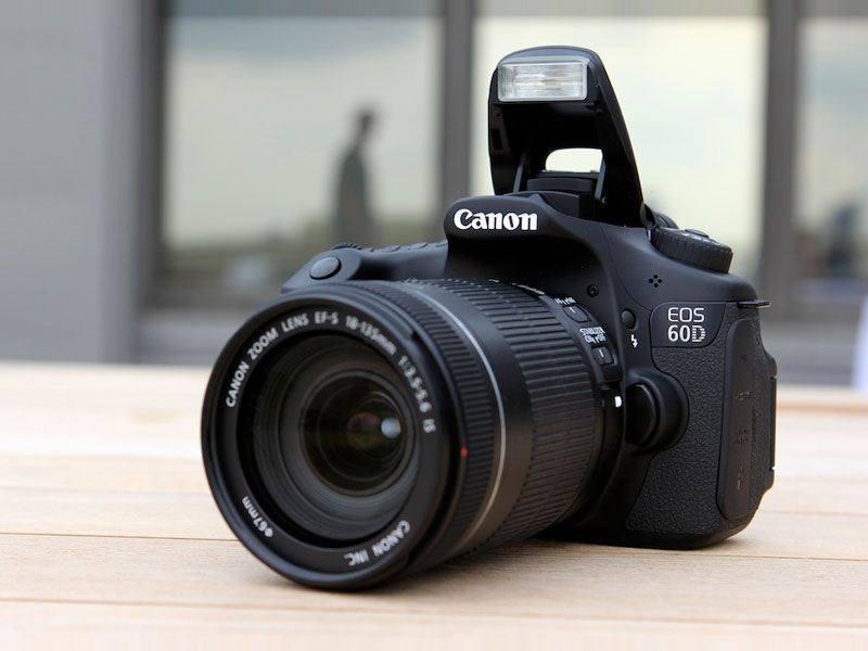 دوربین 60D canon