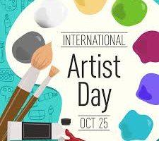 artist day روز جهانی هنرمند