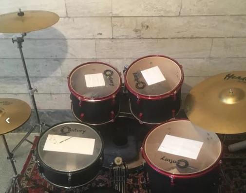 درامز – جاز – درام drums