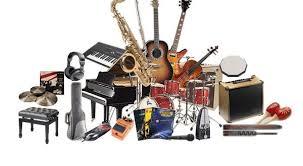 انواع تجیهزات هنری و آلات موسیقی در آرت هود