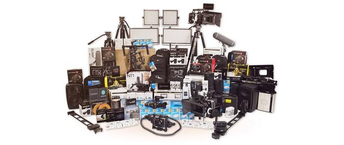 تجهیزات سینمایی