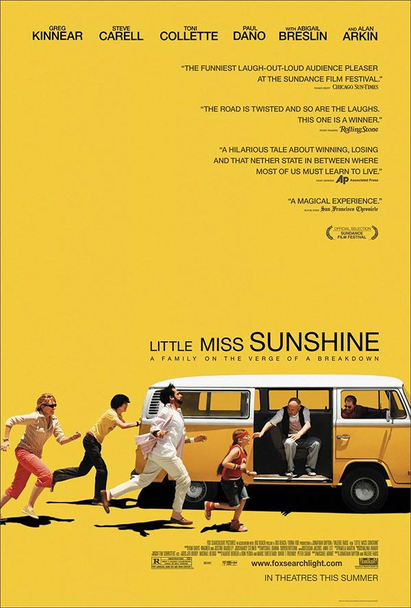 فیلم little miss sunshine