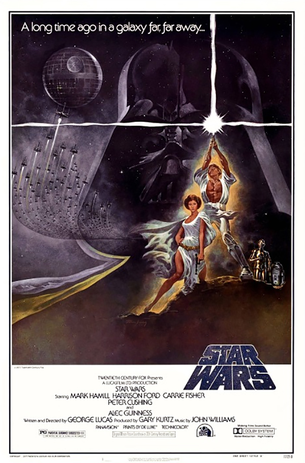 پوستر فیلم جنگ ستارگان